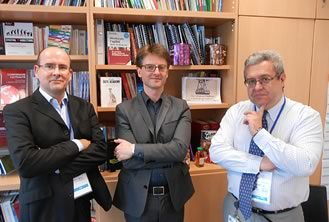 Alain Joyeux, Frédéric Munier, Jean-François Fiorina : des professeurs totalement disponibles et engagés