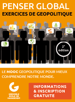 MOOC Géopolitique de Grenoble Ecole de Management
